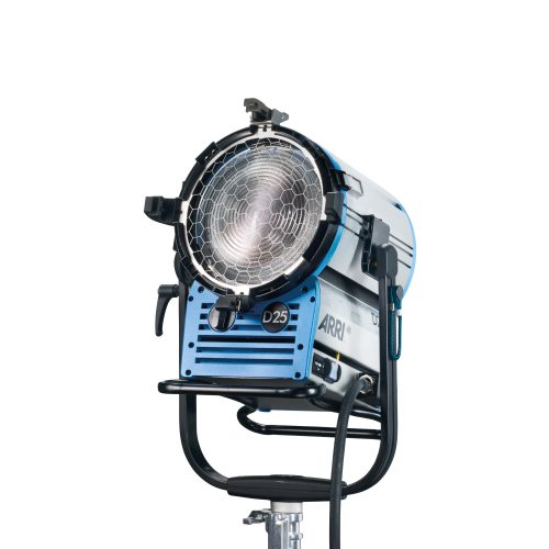 ARRI True Blue D25 MAN, VEAM, blue silver