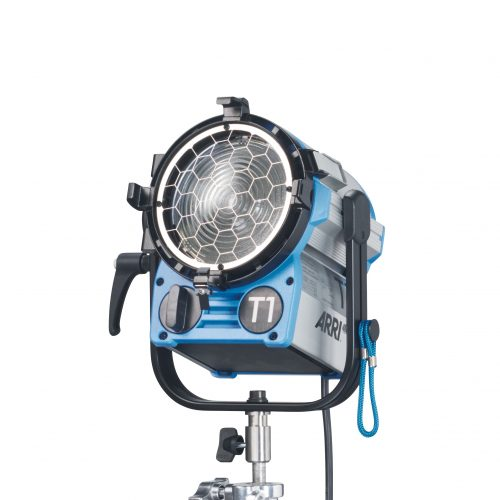ARRI True Blue T1, MAN., 1.000W, 4-Leaf Barndoor, Filterframe