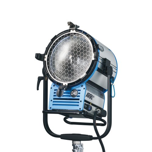 ARRI True Blue D40 MAN, VEAM, blue silver